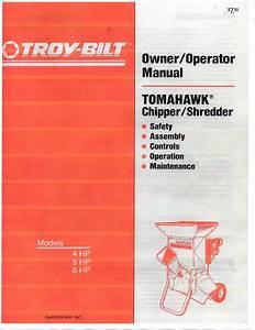Troy Bilt 47035 Parts