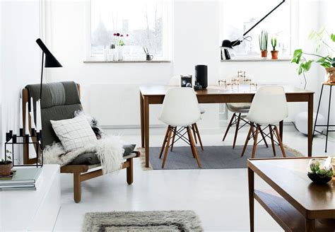 decordots vintage meets modern   danish apartment