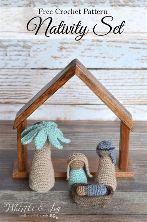 christmas crochet patternsfree project ideas