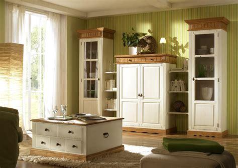Wohnzimmermöbel Landhausstil Braun rheumricom