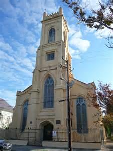 Unitarian Church Charleston SC
