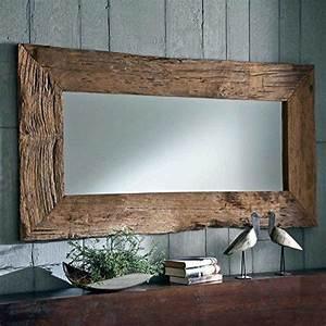 Runde Spiegel Mit Rahmen : die 25 besten ideen zu spiegel holzrahmen auf pinterest spiegel mit holzrahmen spiegel mit ~ Bigdaddyawards.com Haus und Dekorationen