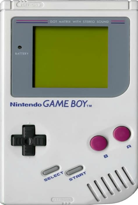 A Tribute To The Gameboy Like Totally 80s