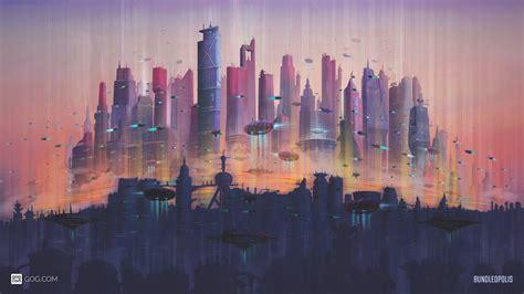 future cityscape  uhd wallpapers uhd wallpaper