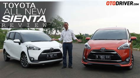 Review Toyota Sienta by Toyota Sienta 2016 Review Indonesia Otodriver