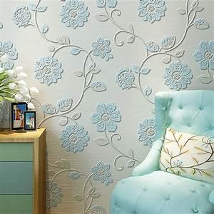High quality 0.53m*10m Modern Luxury 3d wallpaper roll ...