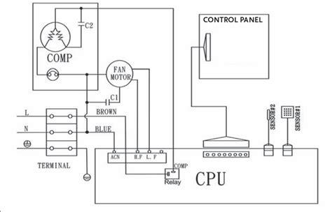 Wall Mount Rotary Compressor Dehumidifier Ecor Pro