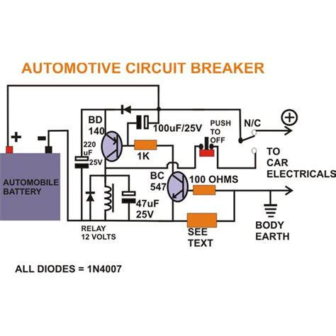 How Build Smart Automotive Circuit Breaker