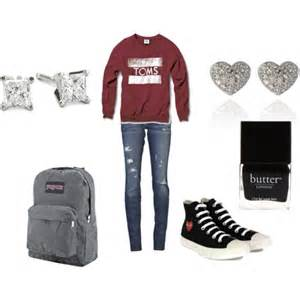 Cute Casual Fall Outfits for School