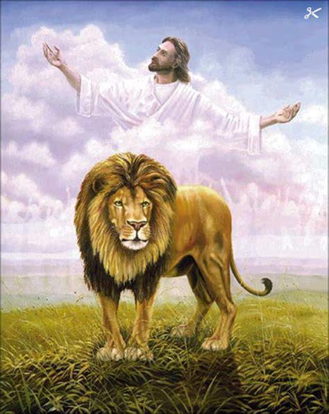 lynn morgan  great lion  judah christ centered art