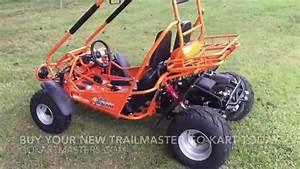 Trailmaster 150 Xrs - Gokartmasters Com