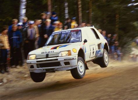 rally cars killer peugeot 205 auto t16 groupe autoevolution turbo s1 fotos gti como vatanen ari el