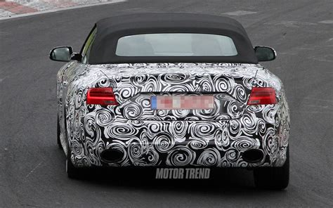 Spied Audi Convertible Rounds The Nurburgring