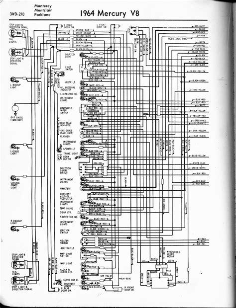1966 mercury wiring diagram wiring diagram for free
