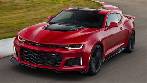 Camero New by How Much Of A Beast Is Chevy S New Camaro Zl1 Compared To