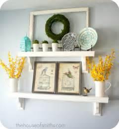 kitchen wall shelf ideas decorating shelves everyday kitchen shelf decor