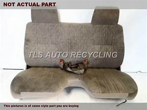 2003 Toyota Tacoma Seat  Front Car Parts