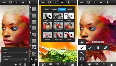 photoshop for android free photoshop touch apk version ps touch