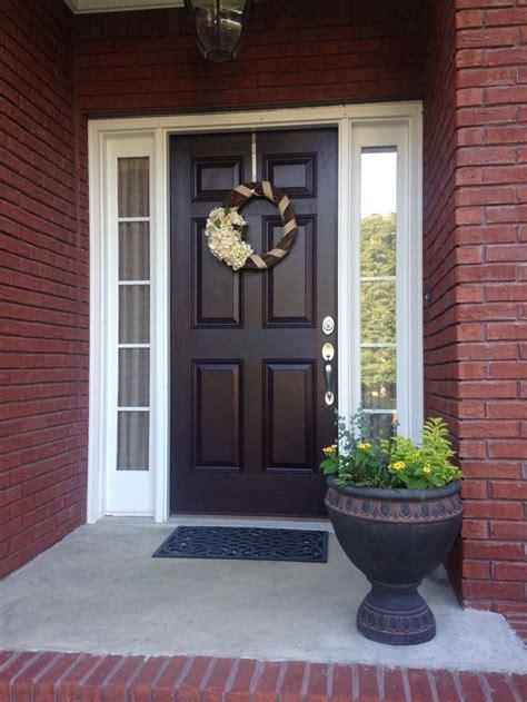 sherwin williams raisin front door color home