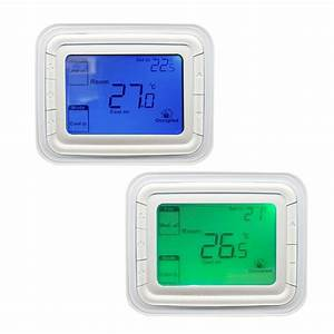 How To Wiring The Honeywell Digital Thermostat T6861