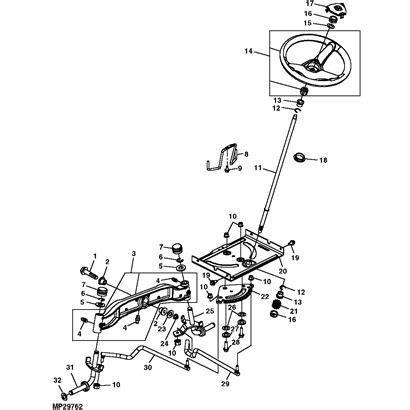 La115 Wiring Diagram by Deere La115 Parts Diagram Automotive Parts Diagram