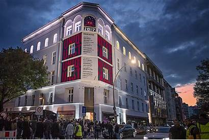 Urban Berlin Nation Museum Street Openings Project