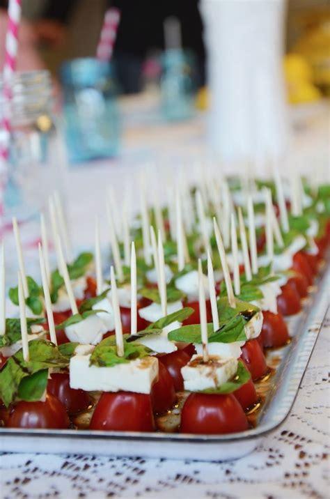 Decorating Ideas Italian by Caprese Salad On A Stick Murder Mystery Italian