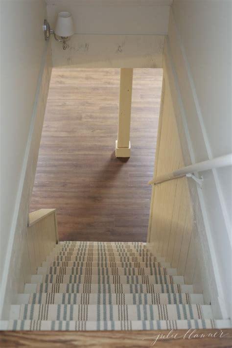 redo basement stairs   budget