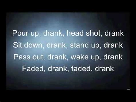 """swimming Pools"" (drank) Kendrick Lamar Lyrics Youtube"