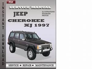 Jeep Cherokee Xj 1997 Factory Service Repair Manual