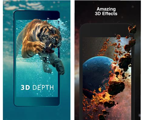 Free mobile download from our website, mobile site or mobiles24 on google play. 5 Best 3D Wallpaper Apps for Your Phone - Gadgets To Use