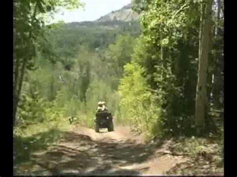 atv utah arapeen trail youtube