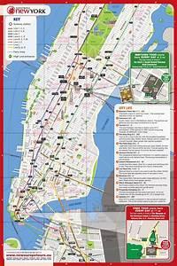 Plan De Manhattan : carte de metro new york pdf stopeads ~ Melissatoandfro.com Idées de Décoration