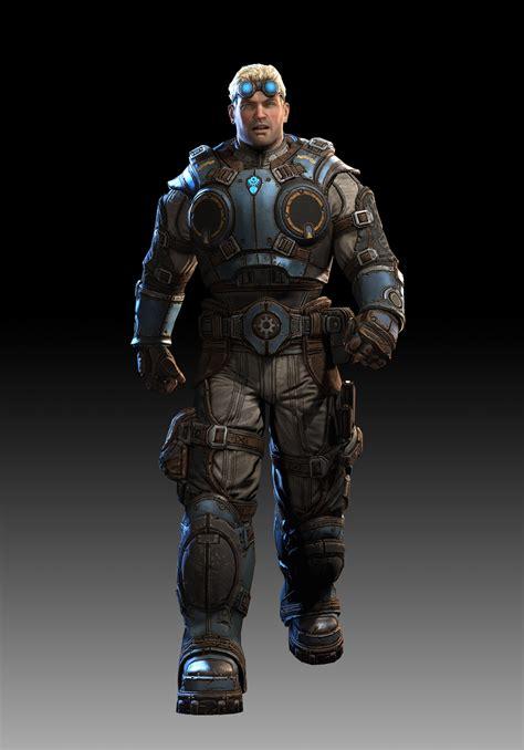 Damon Baird Character Giant Bomb