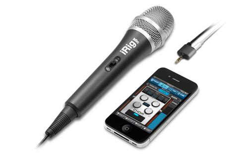 iphone external microphone external microphone mic for your iphone itouch or