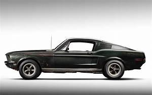 1968 Ford Bullitt Mustang | Serious Wheels