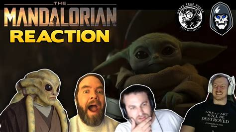 Mandalorian Season 2 Trailer Reaction with Will Menaker ...
