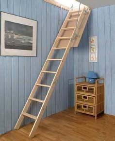 escalier escamotable isole pas cher