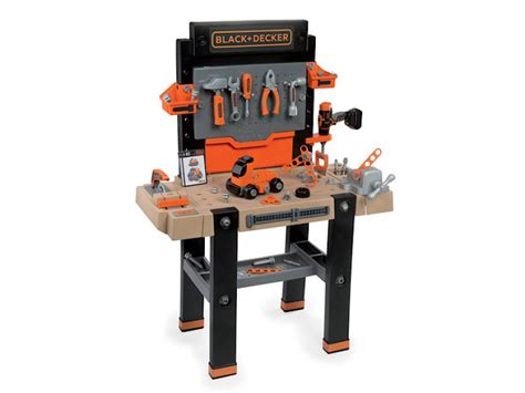 Smoby Black And Decker The Ultimate Workbench, Children's