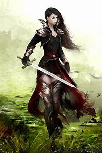 """[Art] Inspiration #8 – """"Fantasy Female Characters"""" 