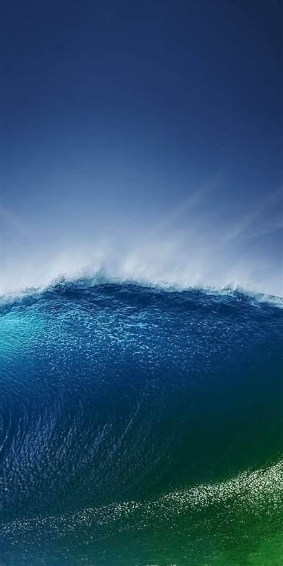 Lenovo Wallpapers S5 Phone Sfondi Wave Paesaggi