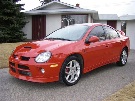 Are Dodge Neons Cars by 2004 Dodge Neon Srt 4 Overview Cargurus