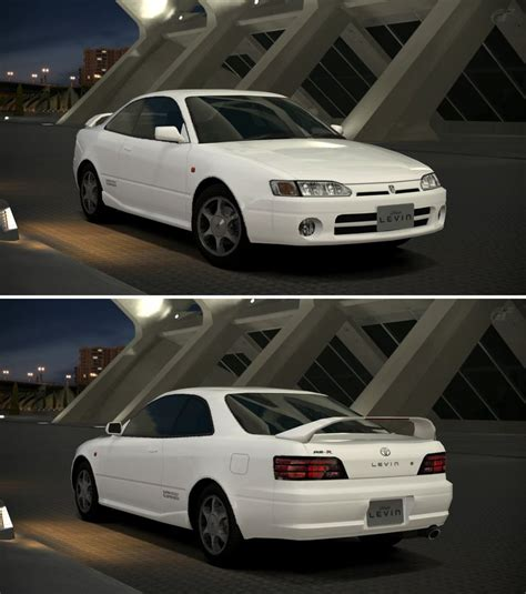 Toyota Corolla Levin Bzr '98 By Gt6garage On Deviantart