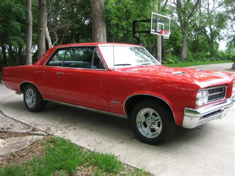 1964 pontiac gto for sale photos technical
