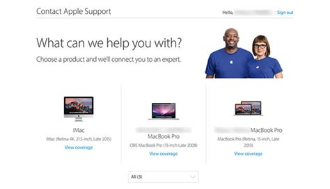 Apple Replaces Support Profile Web Tool With 'get Support