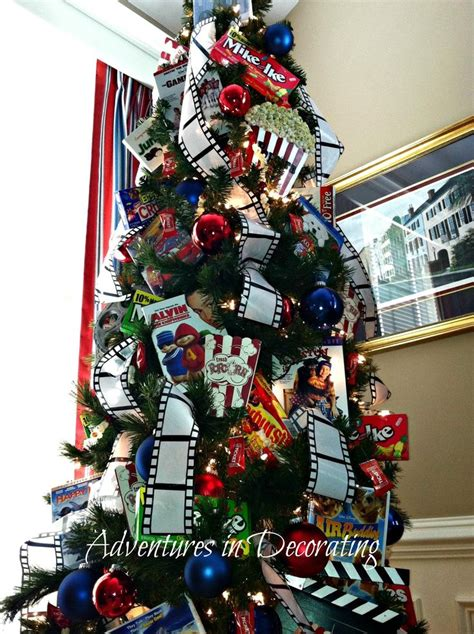 ideas  themed christmas trees  pinterest