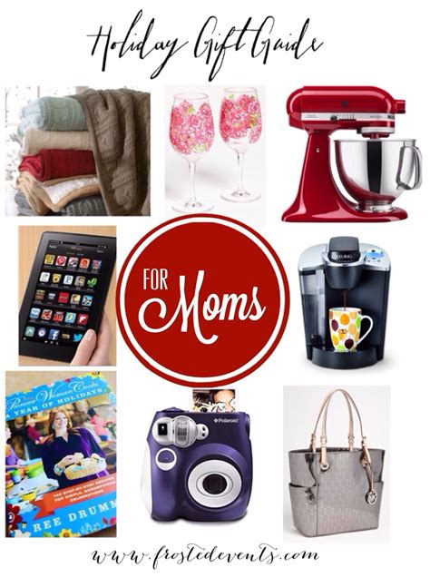 good gift ideas for mom for christmas gifts for