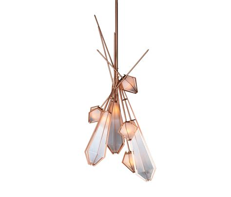 harlow dried flowers chandelier suspended lights