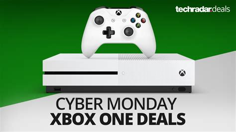 The Best Xbox One Deals On Cyber Monday 2016
