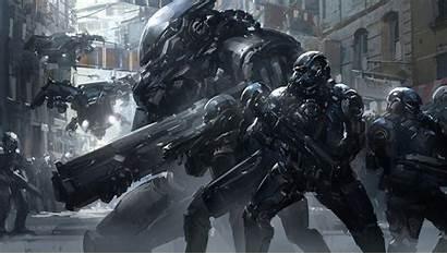 Sci Fi Squad Infiltration Operation Scifi Park